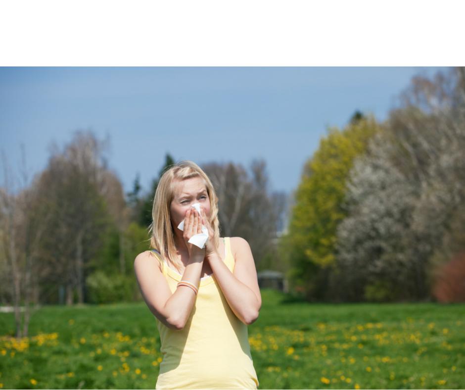 Allergywoman
